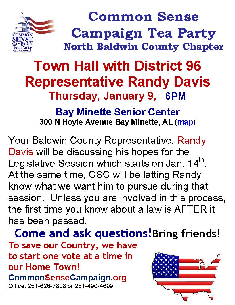 Bay Minette-Town Hall-1-9-14