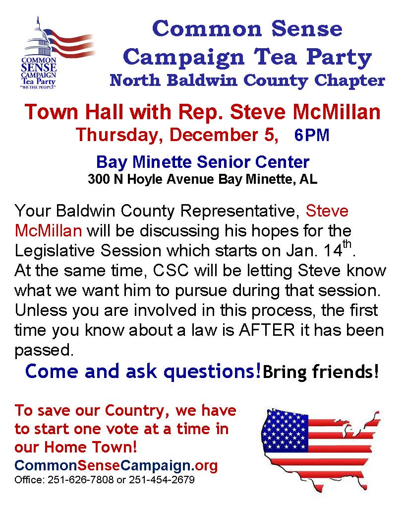 Bay Minette-Town Hall-12-5-13