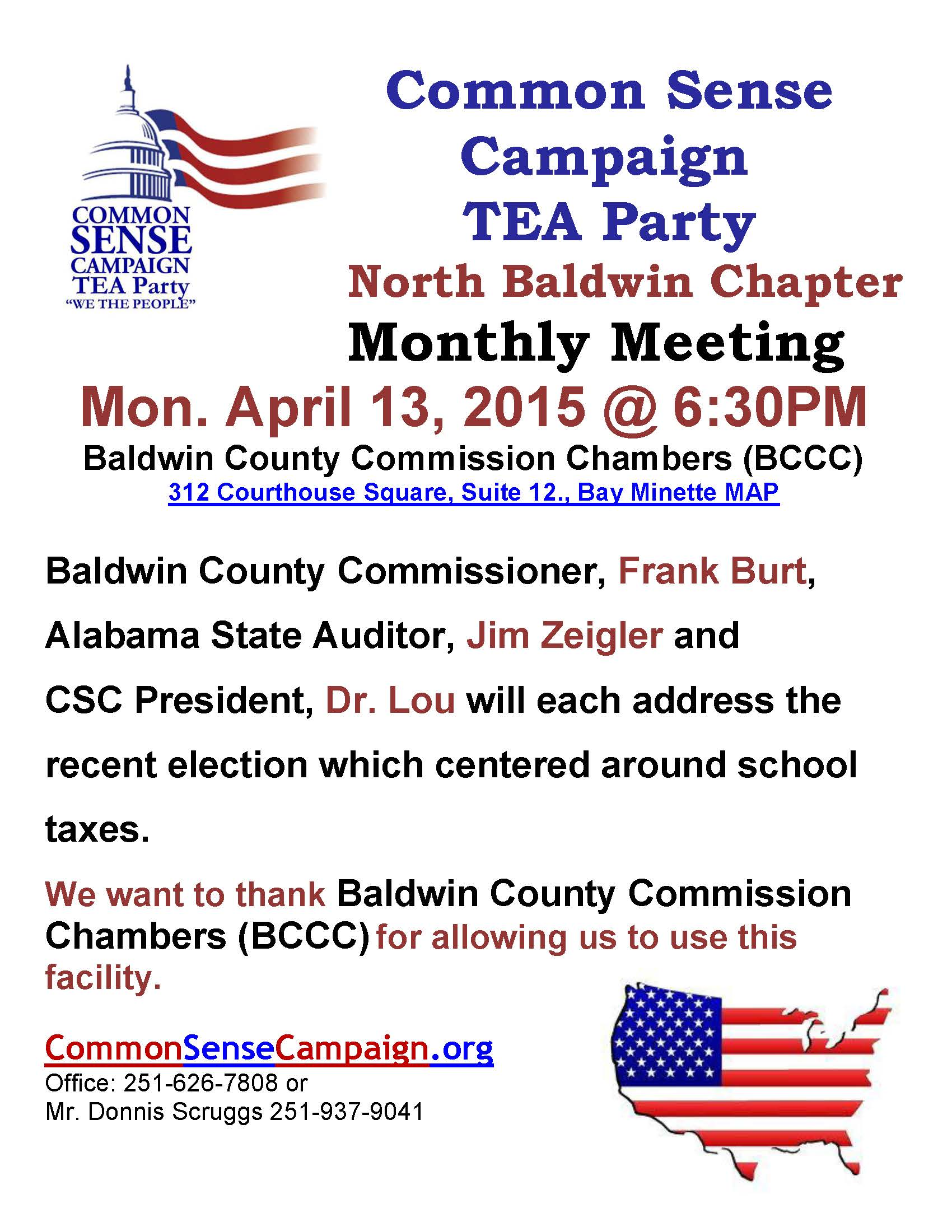 Bay Minette-Town Hall-2015-04-13