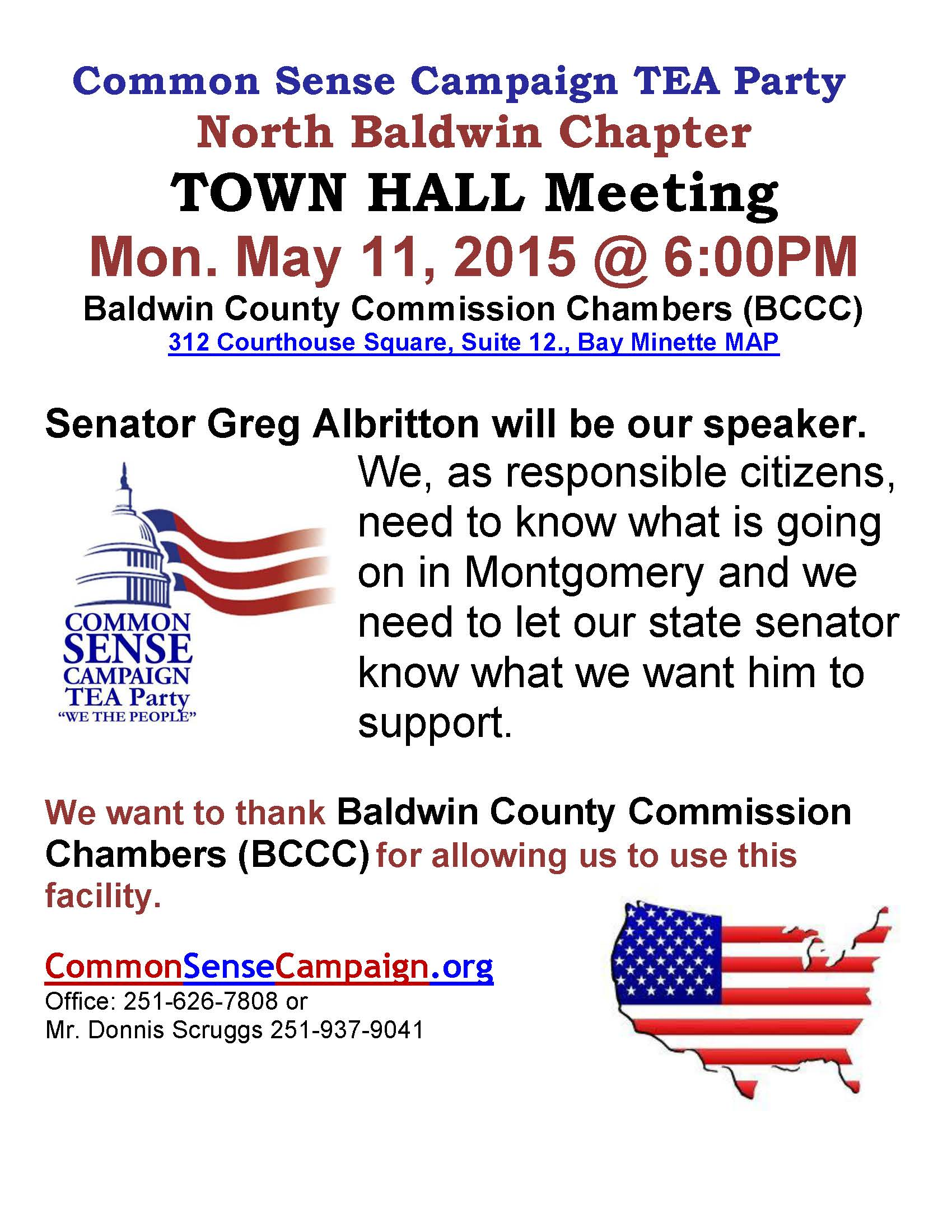 Bay Minette-Town Hall-2015-05-11